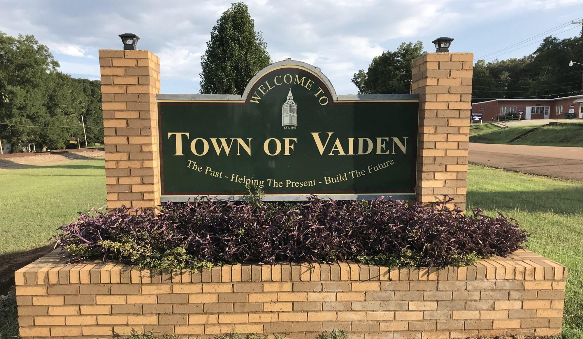 Vaiden, Mississippi